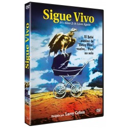 DVD- Sigue vivo