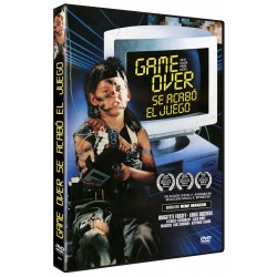 DVD- Game over