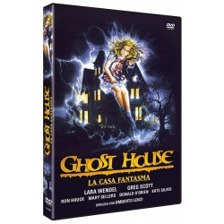 DVD- Ghost house