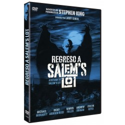 DVD- Regreso a Salem s Lot