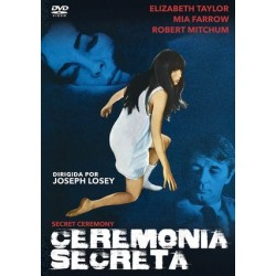 DVD- Ceremonia secreta