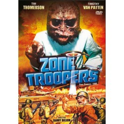 DVD- Zone troopers