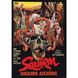 DVD- Squirm
