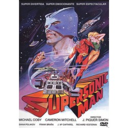 DVD- Supersonic Man
