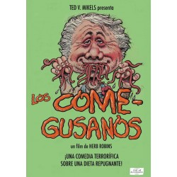 DVD- Los come gusanos