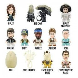 Mini Figuras Alien- Titans
