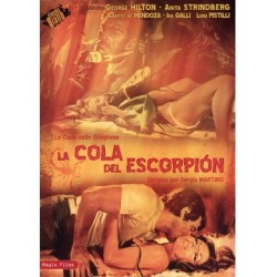 DVD- La cola del escorpión
