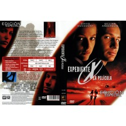 DVD- Expediente X- La película