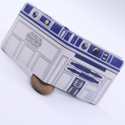 Cartera Star Wars R2D2