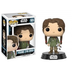 Funko Pop Nº 185- Young Jyn...