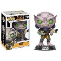 Funko Pop Nº 137- Zeb (Star...