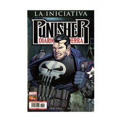 PUNISHER DIARIO DE GUERRA...