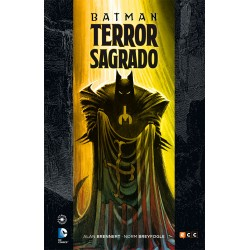 Batman- Terror sagrado