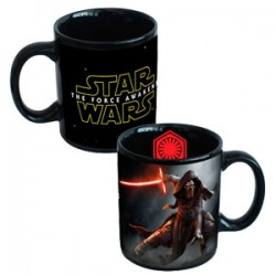 TAZA KYLO REN- STAR WARS- 30cl