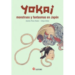 YOKAI. MONSTRUOS Y...