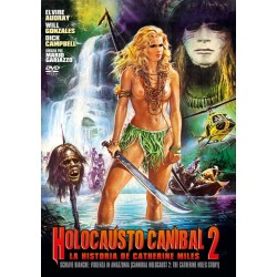 DVD- Holocausto Canibal 2