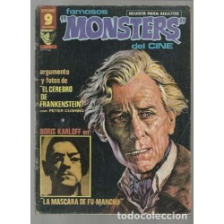 "Famosos ""Monsters"" del Cine..."