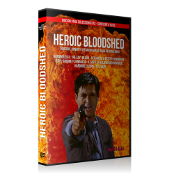 DVD- Heroic Bloodshed