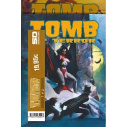PACK TOMB OF TERROR VOL. 1 Y 2