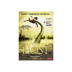 DVD- THE HOST