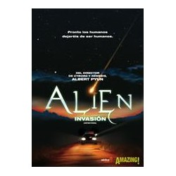 DVD- ALIEN: INVASION