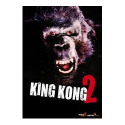 DVD- KING KONG 2