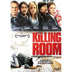 DVD- THE KILLING ROOM