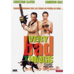 DVD- VERY BAD THINGS