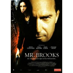 DVD- MR. BROOKS