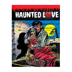 HAUNTED LOVE. BIBLIOTECA DE...