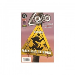 Lobo Nº14- Danger, main man...