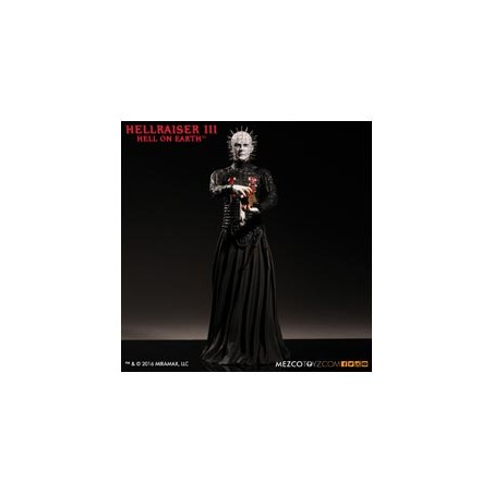 PINHEAD FIGURA 30 CM HELLRAISER HELL ON EARTH 3 VINYL FIGURE
