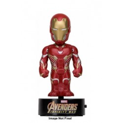 IRON MAN BODY KNOCKER...