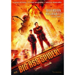 DVD- BIG ASS SPIDER