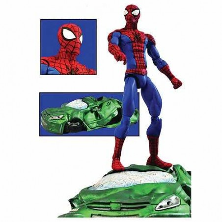SPIDERMAN FIGURA 18 CM MARVEL SELECT