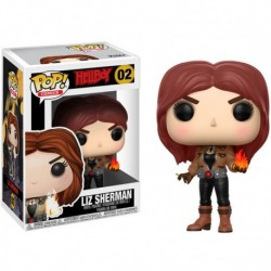 Figura POP Hellboy Liz Sherman