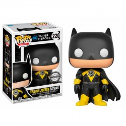 Figura POP DC Comics Yellow...