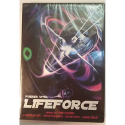 DVD- Lifeforce