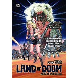 DVD- Land Of Doom