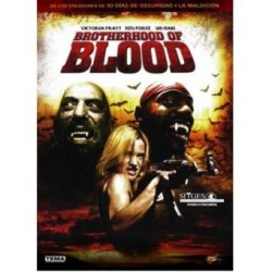 DVD- Brotherhood of blood