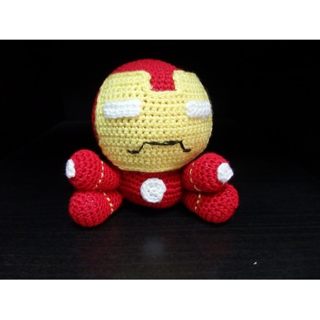 Amigurumi Iron Man