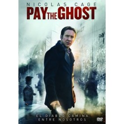 DVD- PAY THE GHOST
