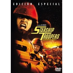 DVD- STARSHIP TROOPERS