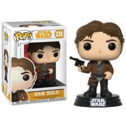 Funko Pop! - Star Wars: Han...