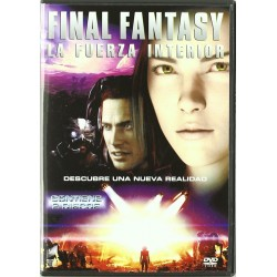 DVD- Final fantasy: La...