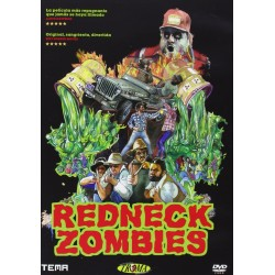 DVD- Redneck zombies