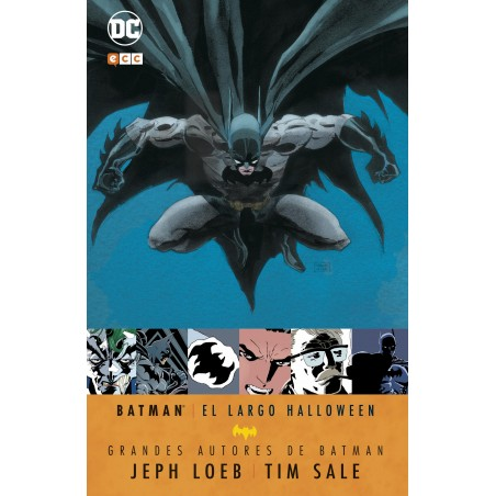 BATMAN: EL LARGO HALLOWEEN (3ª ED.)