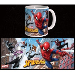 TAZA MARVEL SPIDER-MAN