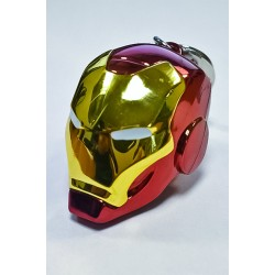 LLAVERO CASCO IRON MAN