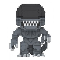 FIGURA 8-BIT POP HORROR: ALIEN